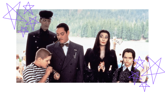Best Halloween themed movies to watch in October - The Addams family