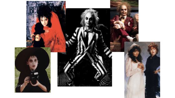 Best fashion moments from Beetlejuice