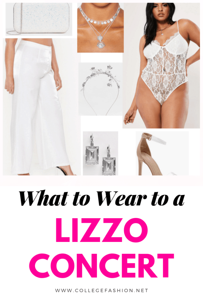 What to wear to a Lizzo concert - cute Lizzo concert outfit ideas for all body types