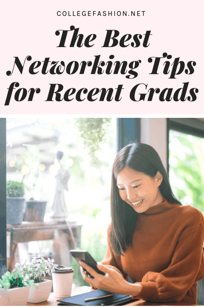 Networking tips - best networking tips for recent college grads