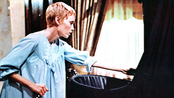 Rosemary's Baby fashion - nightgown look