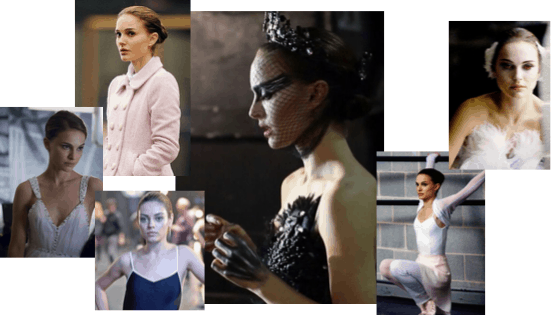 Fashionable movies to watch in October - Black Swan costumes