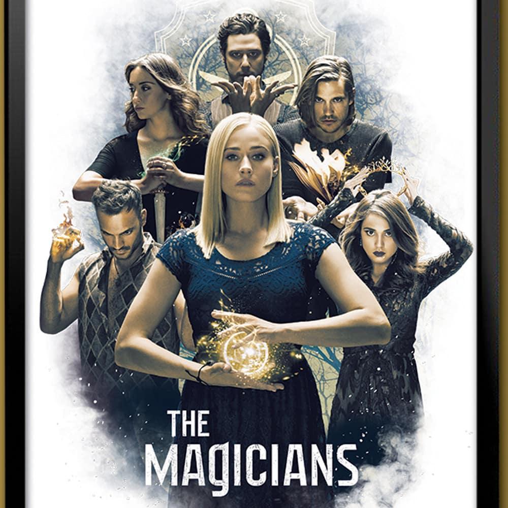 Best fantasy genre shows: The Magicians