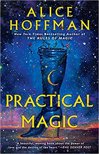 Best Spooky books for Halloween: Practical Magic