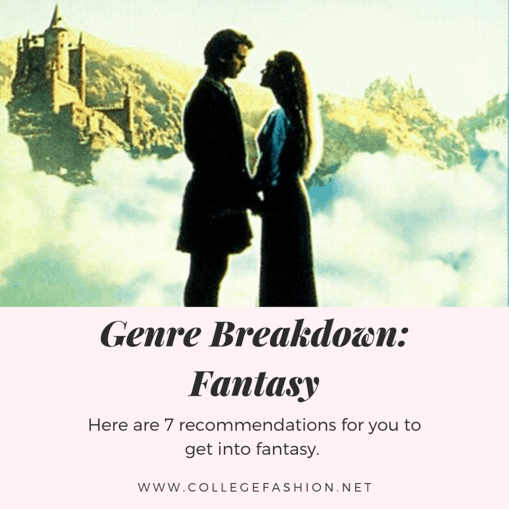 The ultimate guide to the fantasy genre