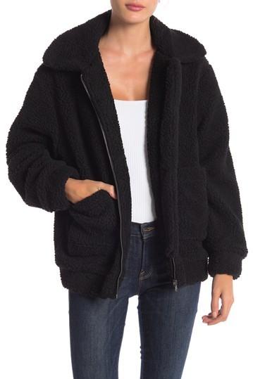 Nordstrom Rack Elodie Faux Shearling Jacket