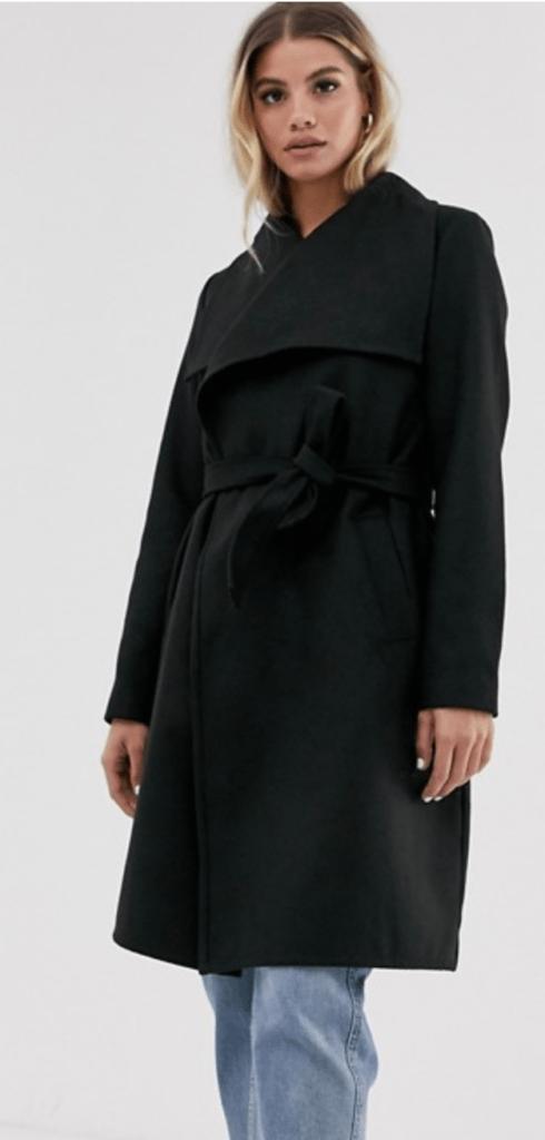 Wrap Coat Winter 2019 College Fashion