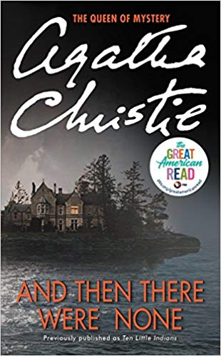 Best Halloween books for adults: And then there were none by Agatha Christie