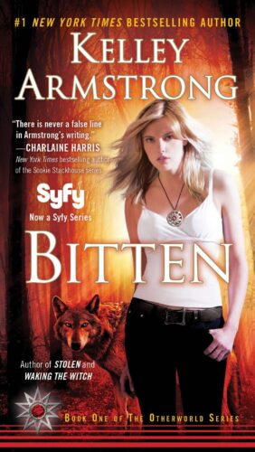 Best spooky books: Bitten by Kelley Armstrong