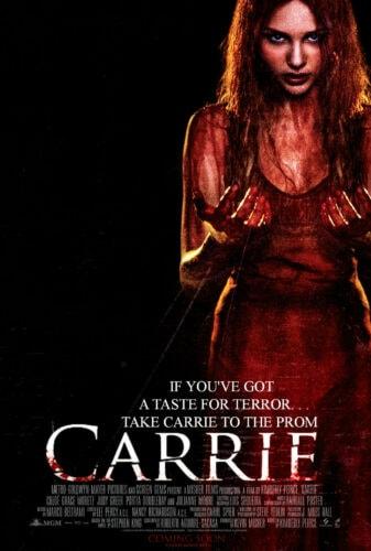 Best Halloween movies: Carrie
