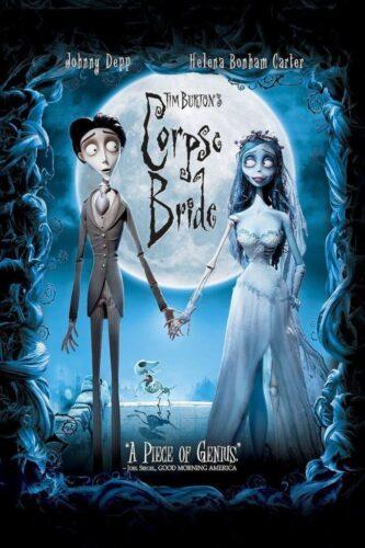 Halloween movies: The Corpse Bride