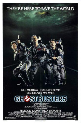Best Halloween movies: Ghostbusters