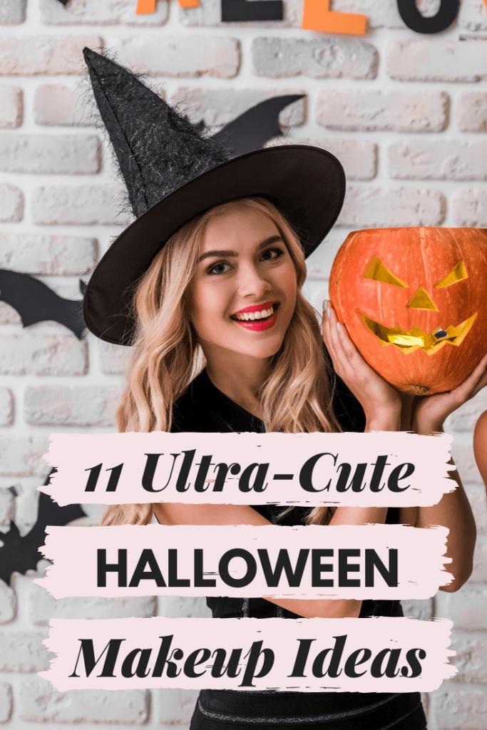 11 ultra cute Halloween makeup ideas