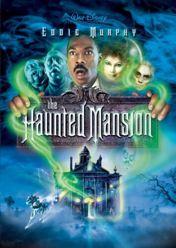 Best Halloween movies - the Haunted Mansion