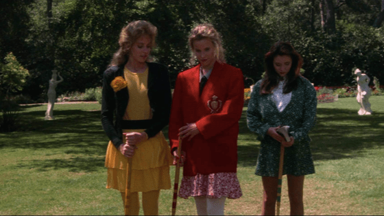 Girly Halloween costumes from movies - heathers