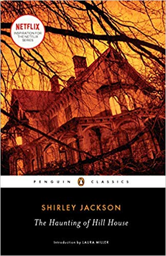 Best Halloween books for adults: The Haunting of Hill House by Shirley Jackson