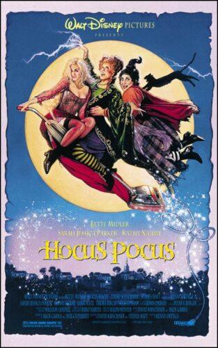 Best Halloween movies: Hocus Pocus