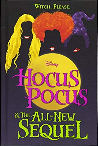 Best Halloween books for adults: Hocus Pocus