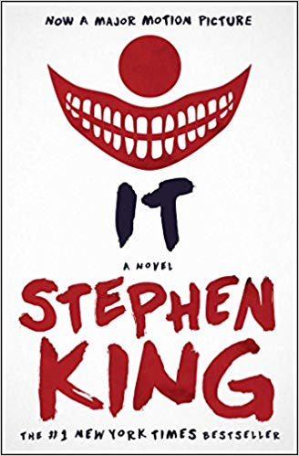Best spooky books: It by Stephen King