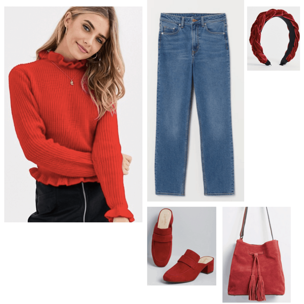 Hocus Pocus fashion - Mary Sanderson outfit