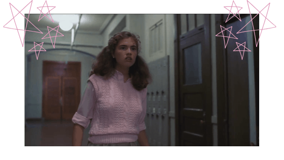 Final girls - nancy thompson from a nightmare on elm street