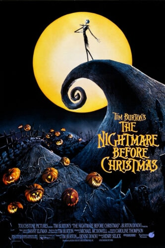 Best halloween movies: The Nightmare Before Christmas