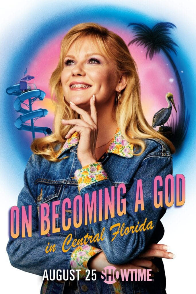 On Becoming a God in Central Florida official promotional photo