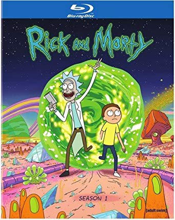 Best science fiction genre tv shows - Rick and Morty