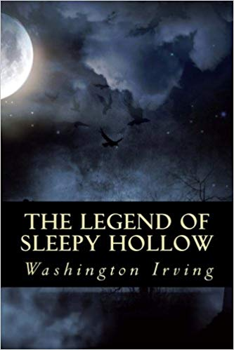 Best spooky books: The Legend of Sleepy Hollow by Washington Irving
