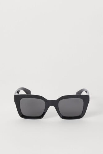 Black sunglasses for spy costume
