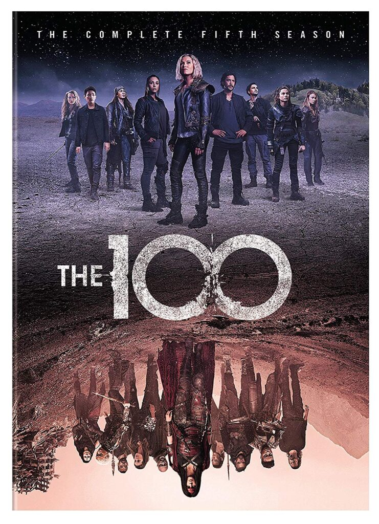 Best science fiction shows - The 100
