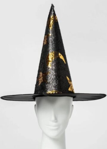 Witches hat from Target