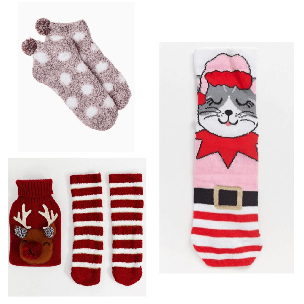 cf winter loungewear idea socks
