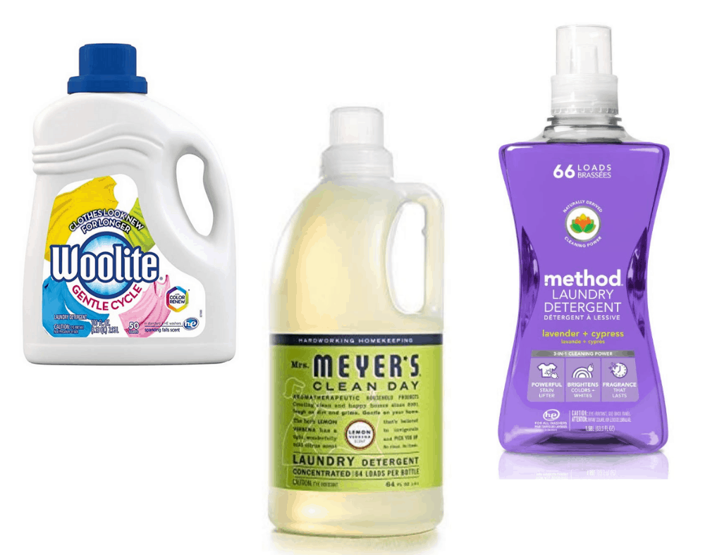 Best laundry detergents to keep clothes looking new