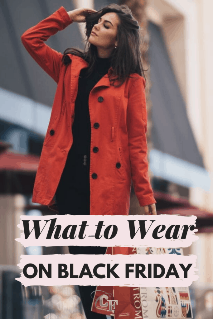 What to wear on black friday - outfit guide and tips