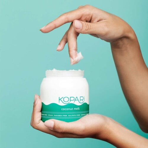 College Fashion Holy Grail body care products list: Coconut Oil
