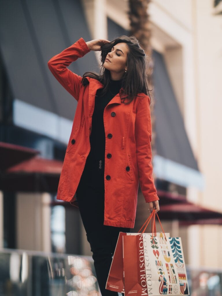 Black Friday outfits - what to wear on black Friday guide