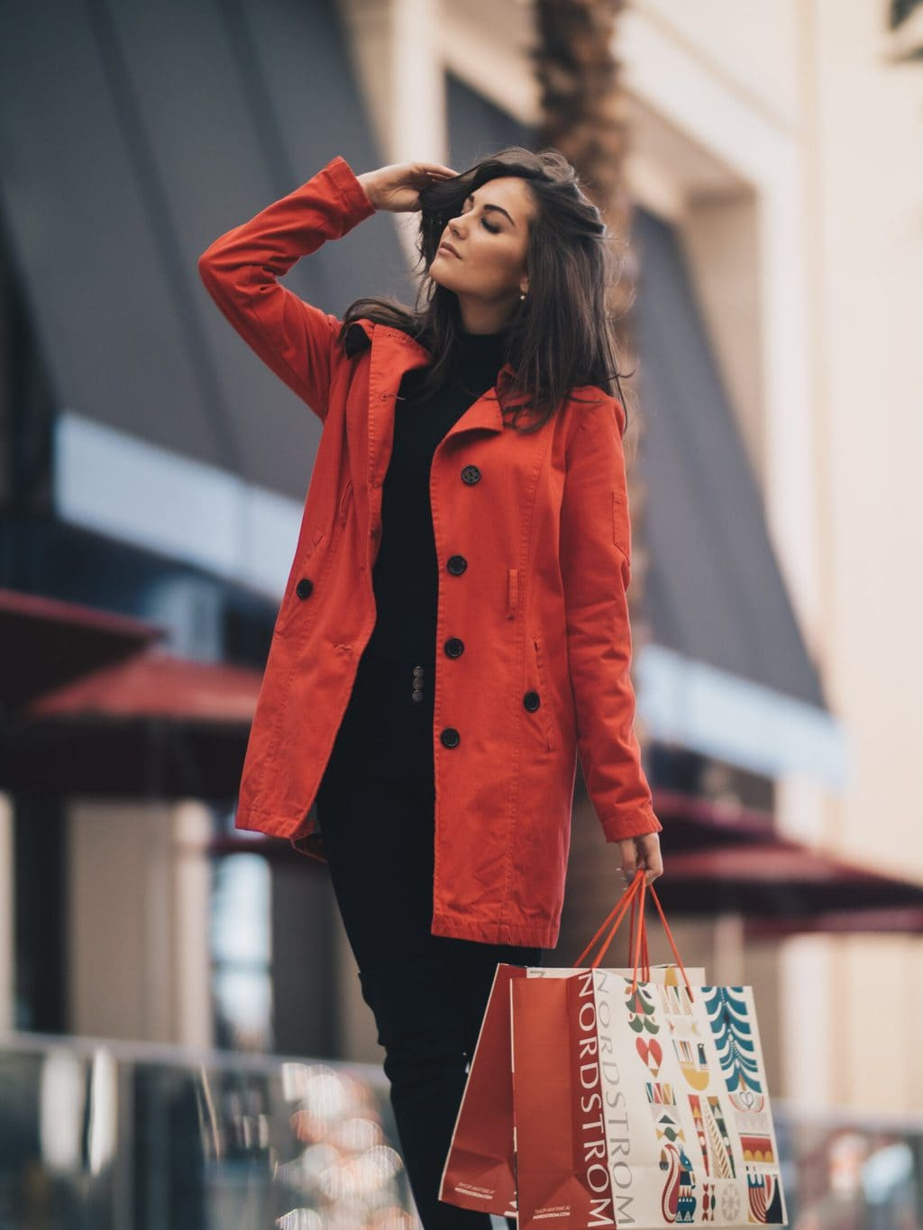 Three Cute and Comfortable Outfits for Every Kind of Black Friday Shopper | Image