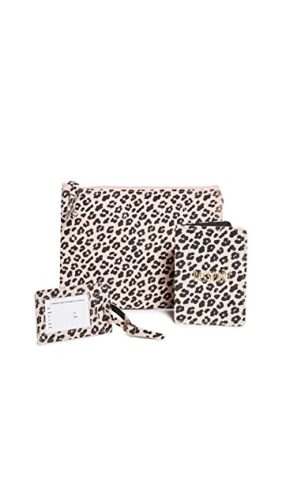 Leopard print travel kit - best gifts for sagittarius