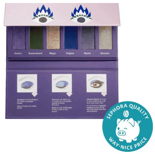 Sephora Collection Mystic Aura Eyeshadow Palette
