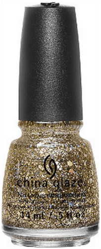 China Glaze Nail Lacquer with Hardeners in