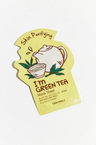TONYMOLY I'm Real Sheet Mask in Green Tea