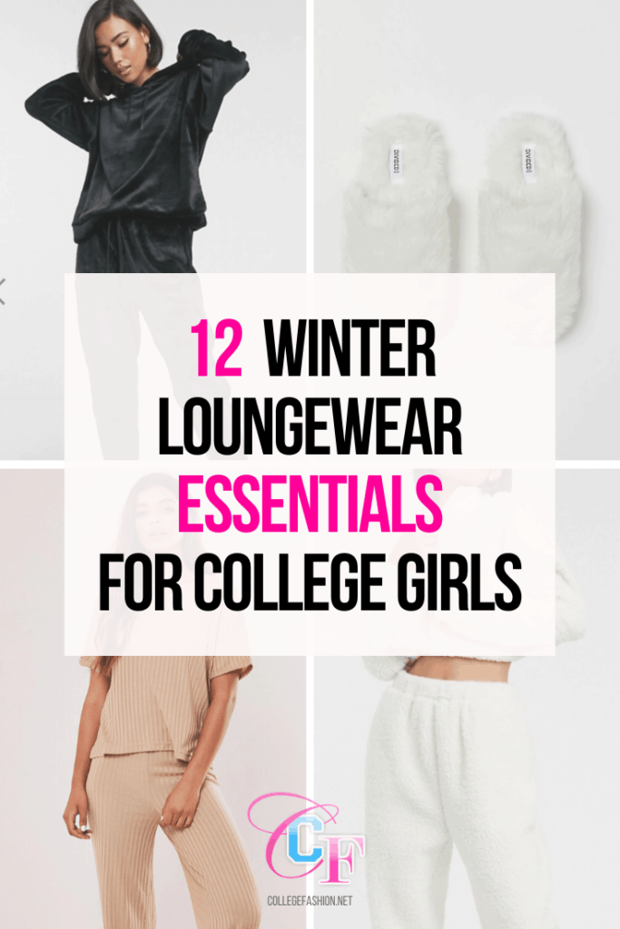 winter loungewear - 12 winter loungewear essentials for college girls