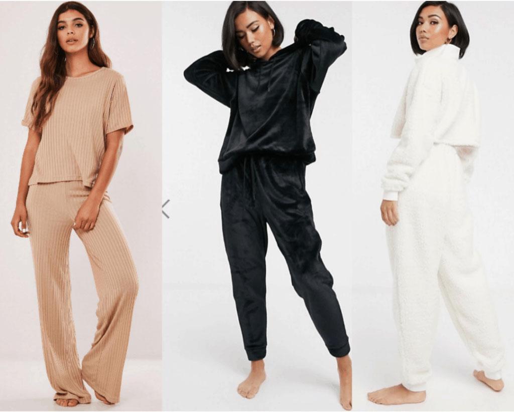 CF winter loungewear ideas co ord sets