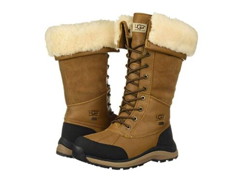 UGG Adirondack Tall Boot III in Chestnut