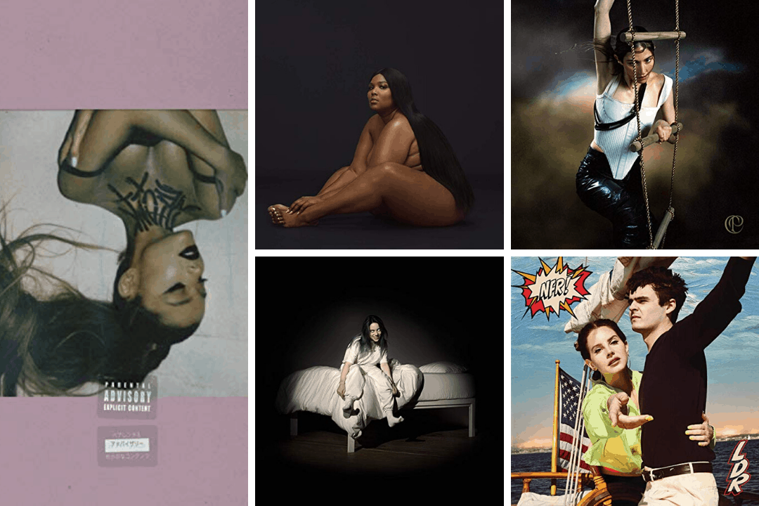 2019 pop music