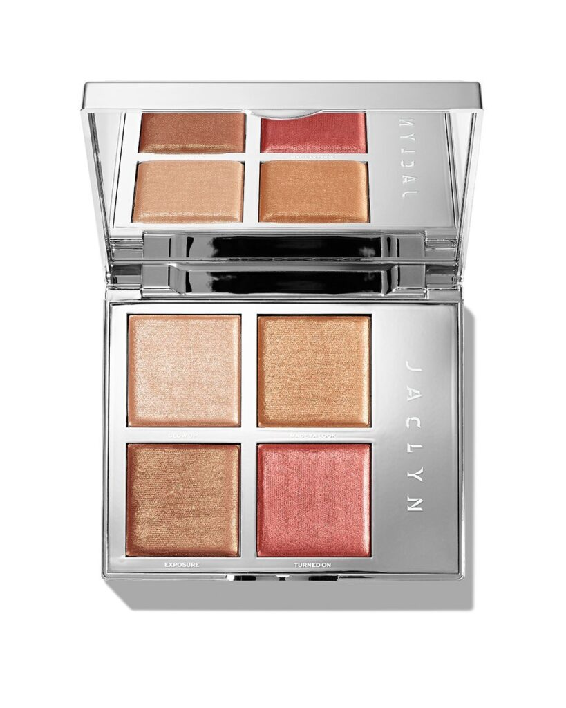 December 2019 makeup releases - Jaclyn Hill Accent Light Highlighter Palette in Flare