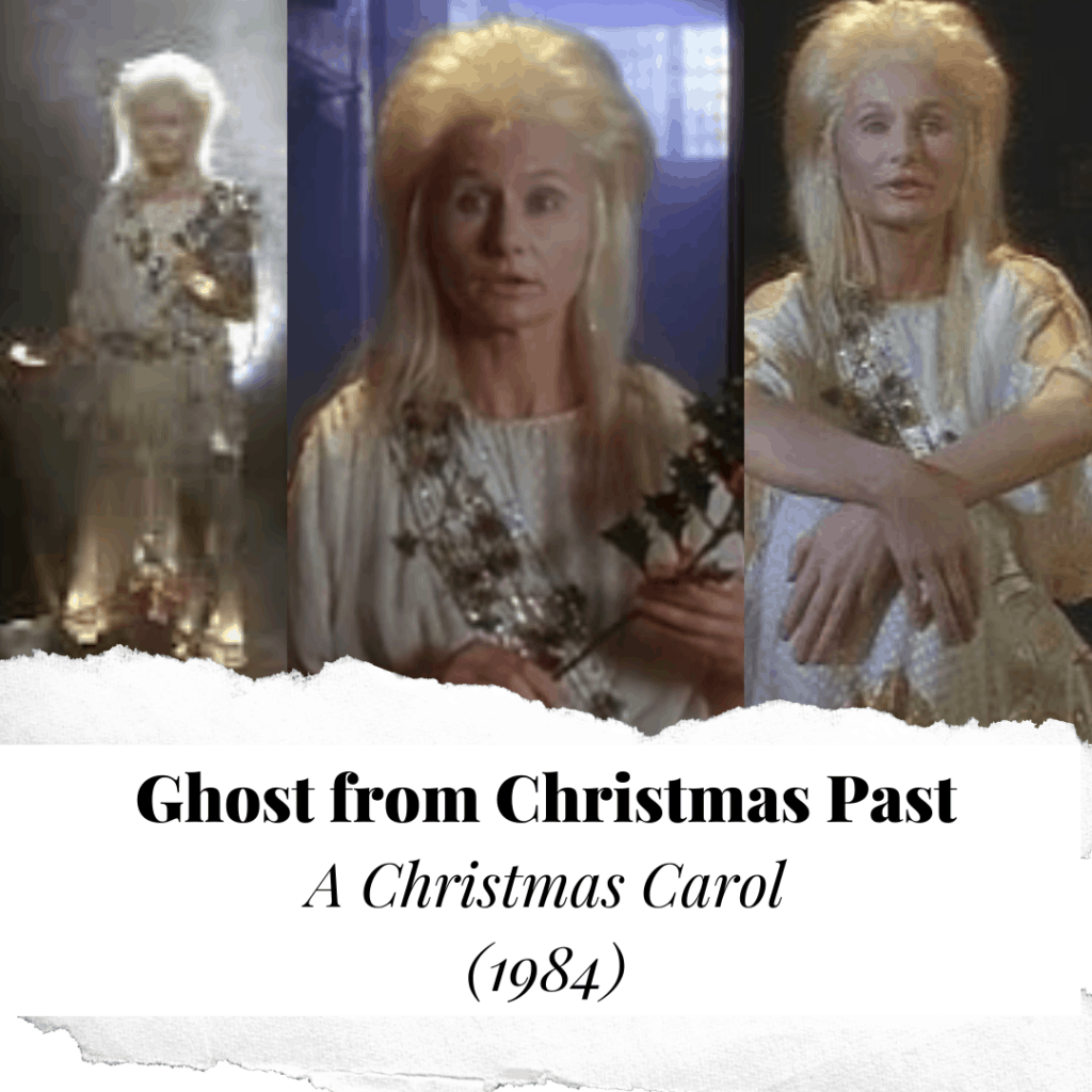 Ghost of Christmas Past Moodboard