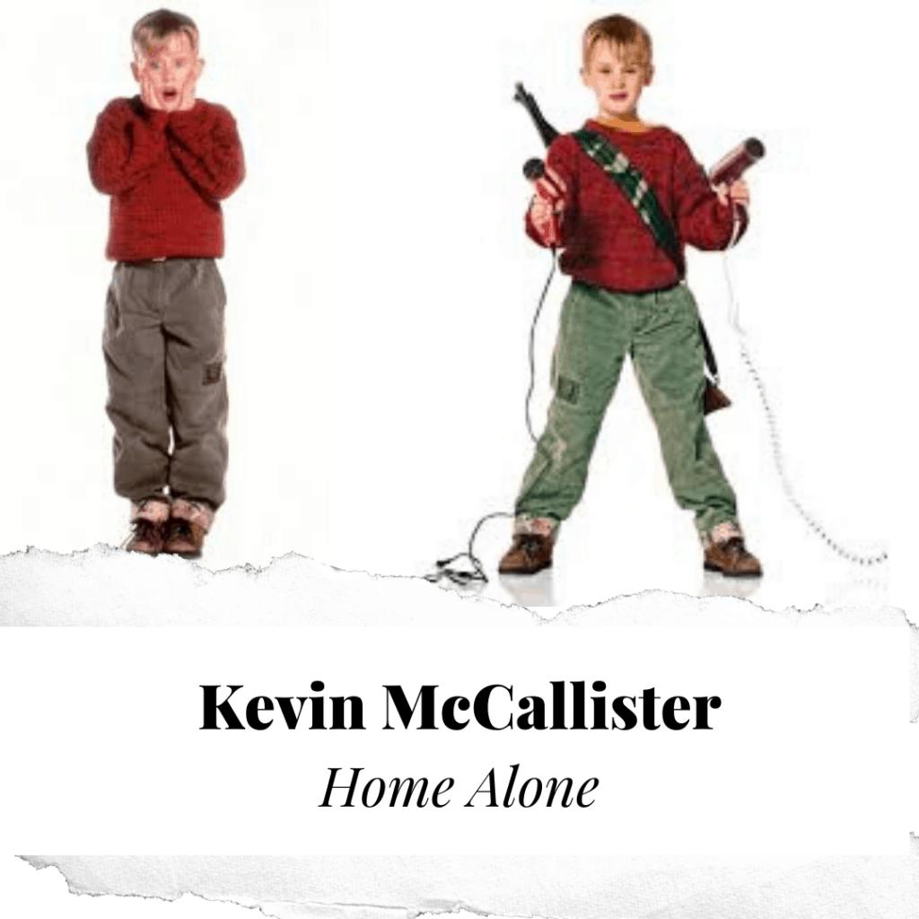 Kevin McCallister Moodboard