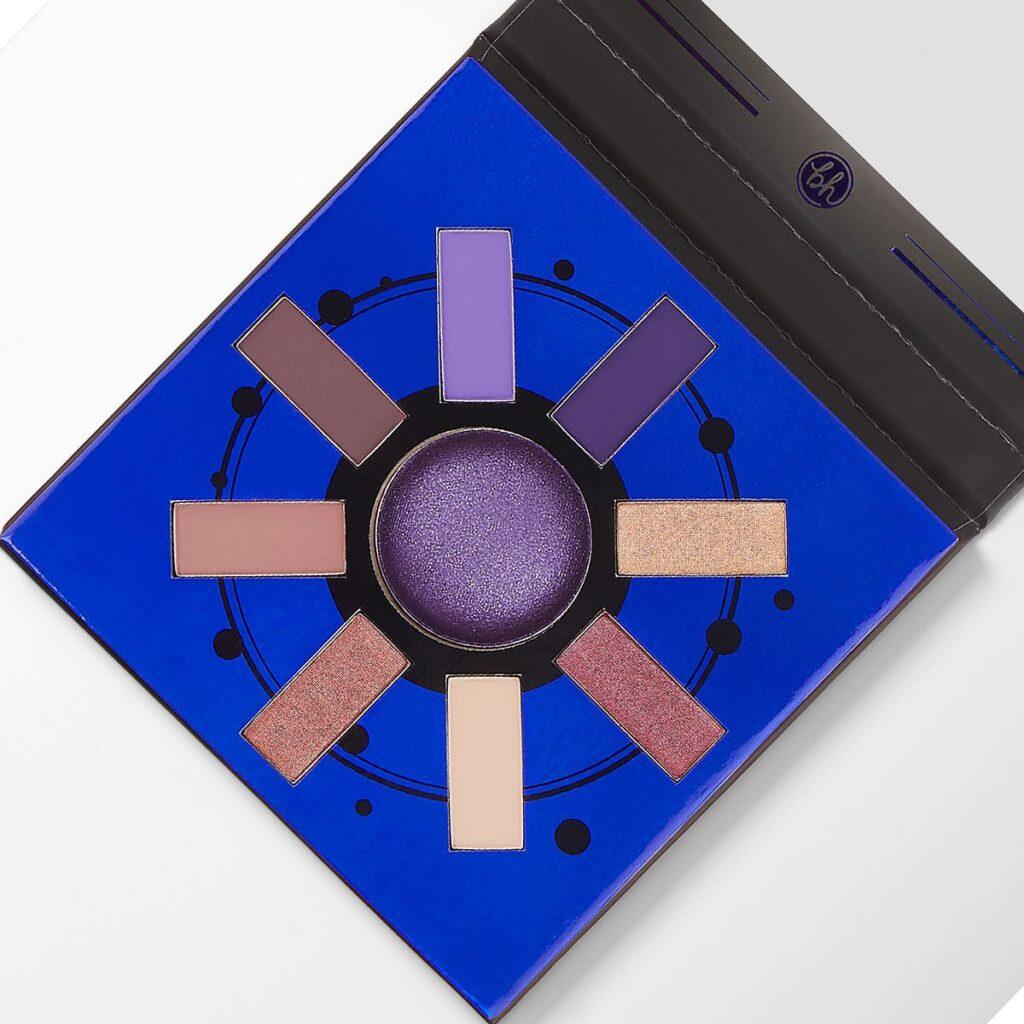 BH Cosmetics Mini Zodiac: Sagittarius 9 Color Shadow Palette
